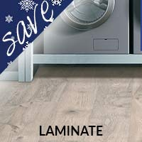 Waterproof Laminate starting at $2.69 sq.ft. this month only at Floors 55 in Portland & Oregon City!