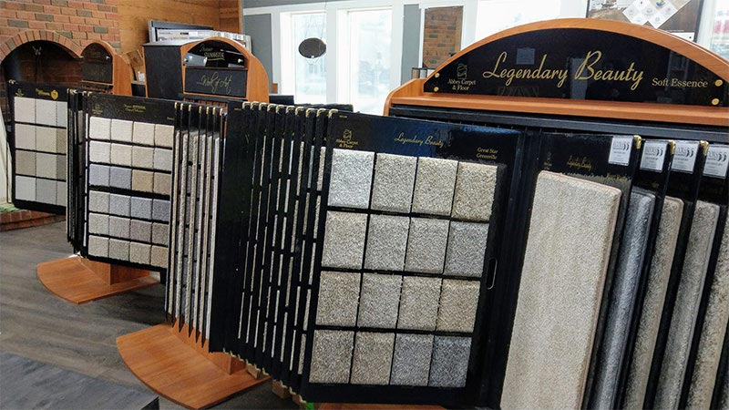 Find the perfect carpet at our Oregon City showroom today!