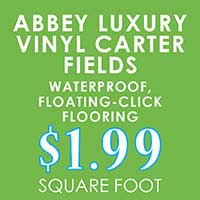 Luxury Vinyl Carter Fields $1.99 sq.ft during our spring fling sale at Floors 55