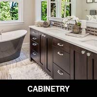 Kitchen & Bath cabinetry for every project at Floors 55 in Portland!