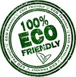 100% ECO Friendly